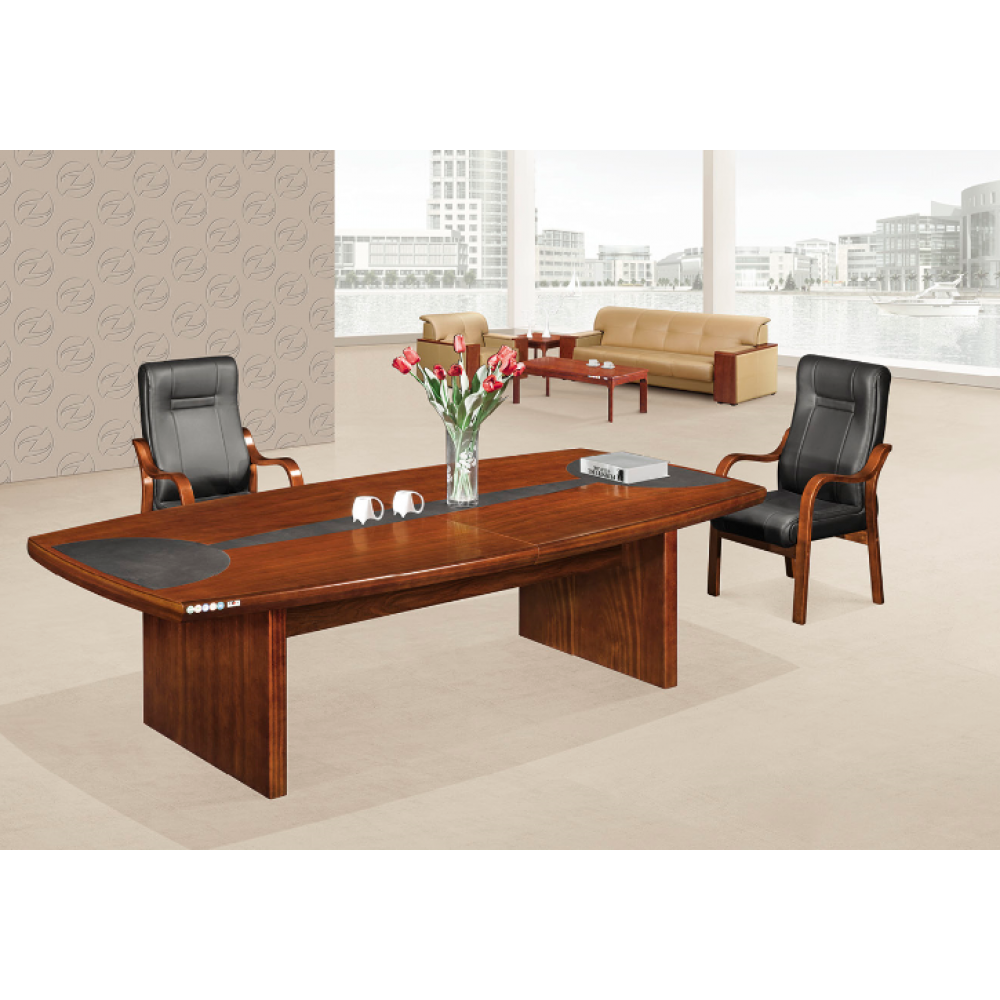 Commercial meeting table