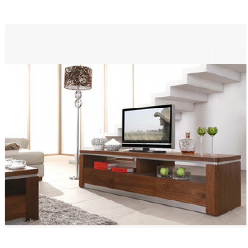 3 drawers TV cabinet