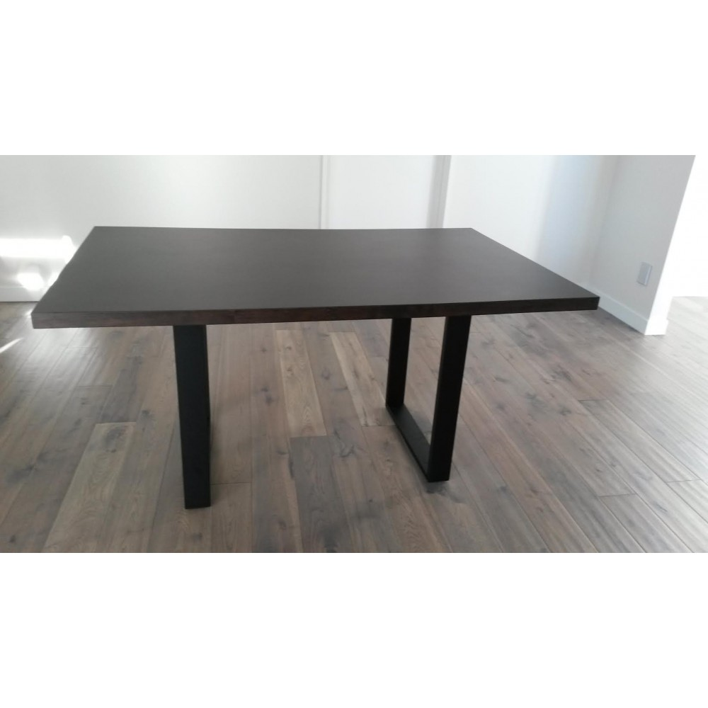 Bridge dining table