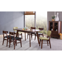Ava 7 Piece dining suite