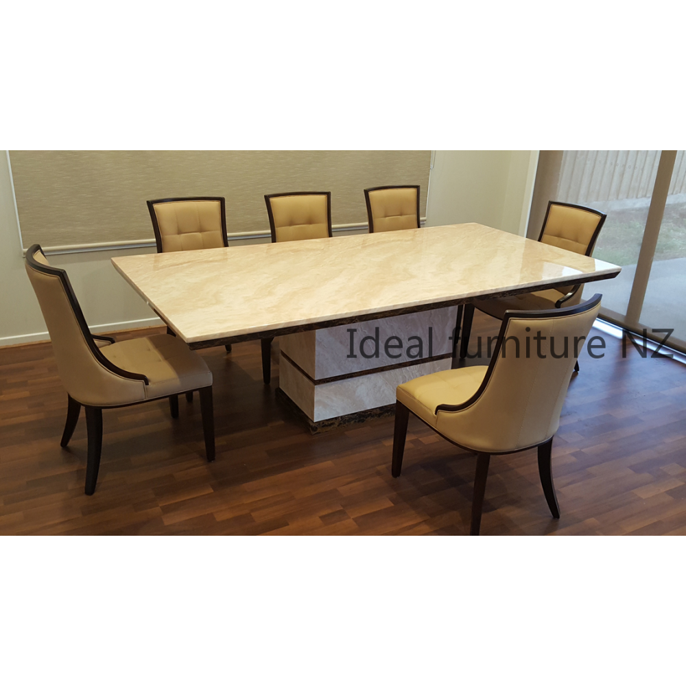 A210 Marble dining table