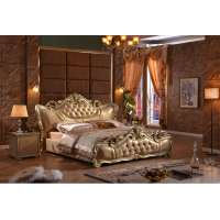 superking size Royal style bed frame