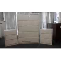 Lily 3 Piece bedroom drawers