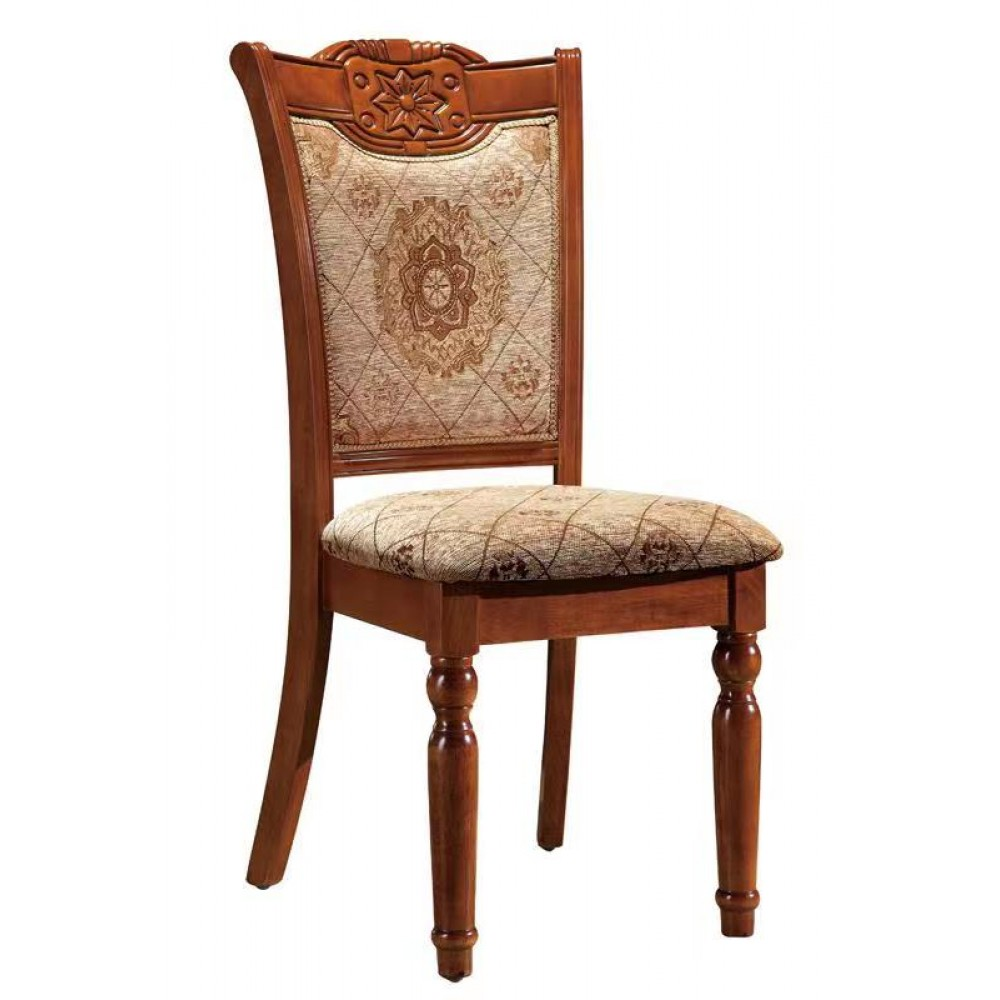 Ansley wood dining chair