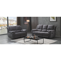 2+3 seats fabric Recliner sofa set
